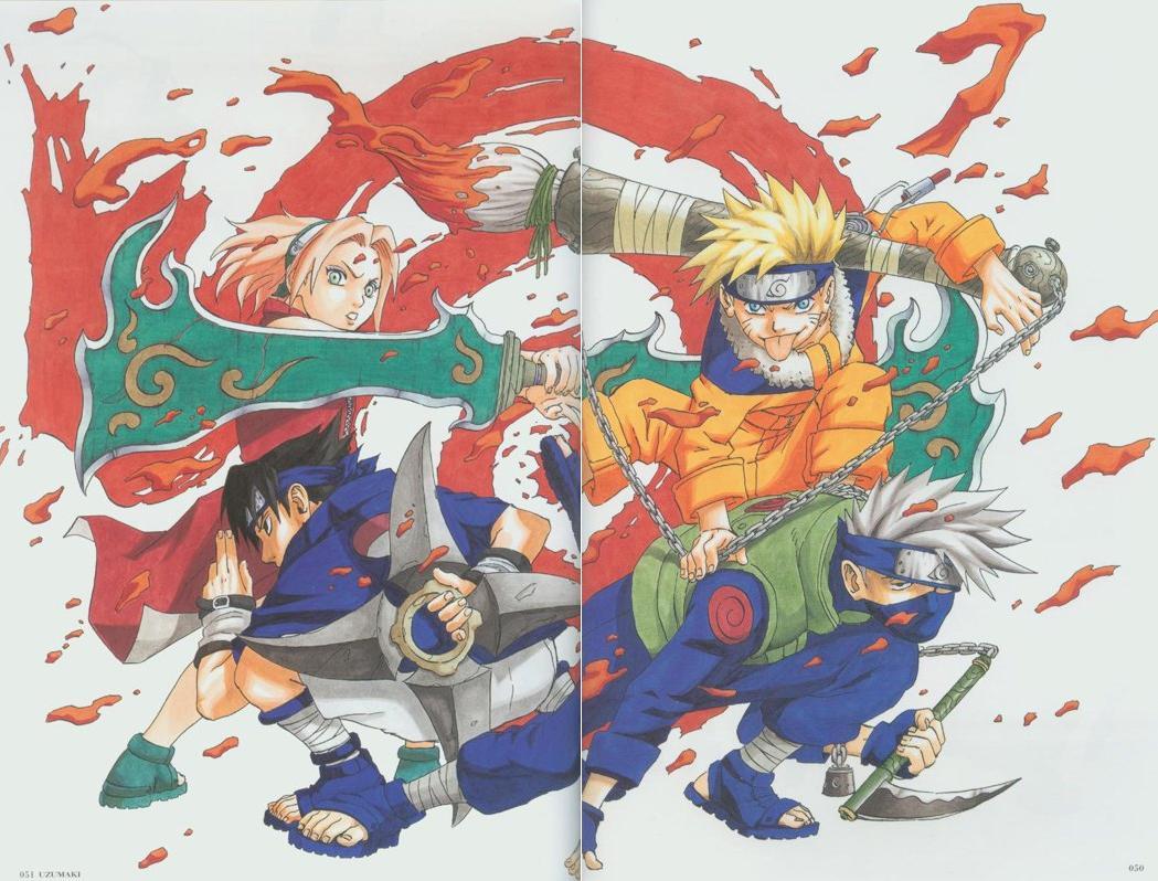 Naruto Capitolo 98