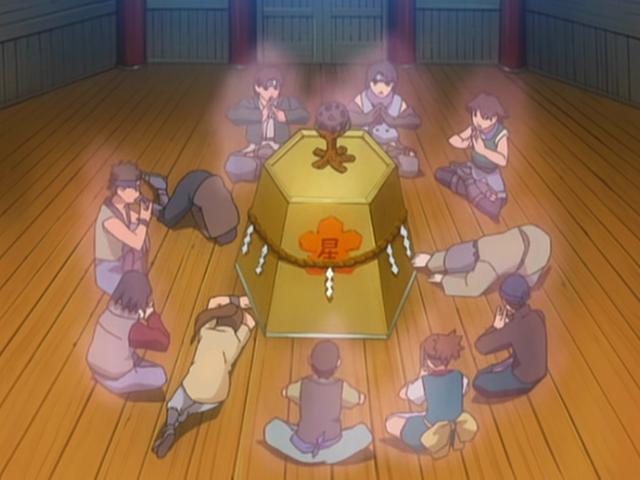 Naruto - Episódio 180: Jutsu Oculto! O Preço da Arte Ninja: Kujaku