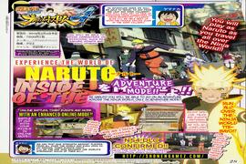 Naruto Storm 4 Modo historia modo evento temporal y mas dlcs