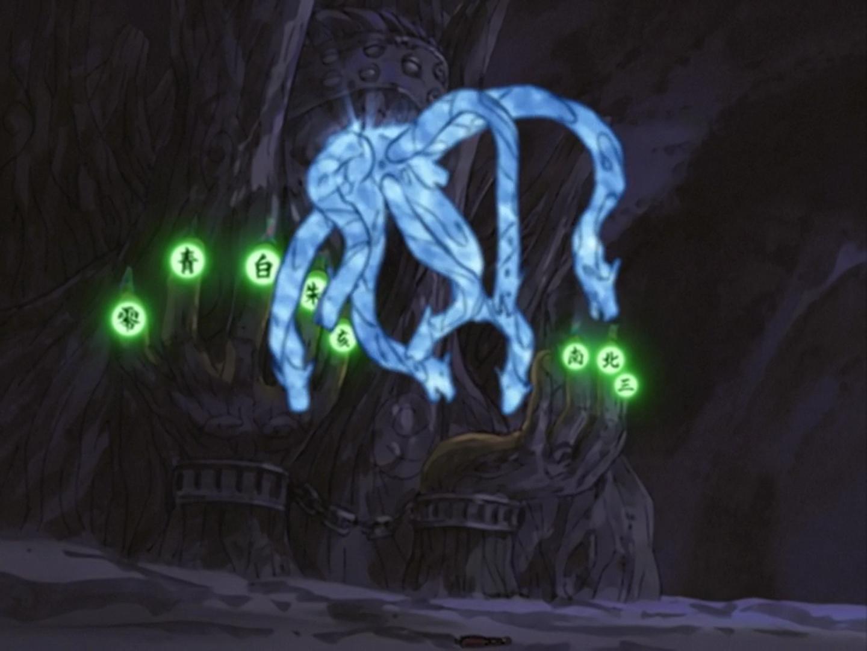Arts des sceaux : Les Neuf Dragons fantômes