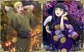 Naruhina-kimono-card