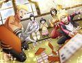 Ninja Voltage New Years Event - Uzumaki Family