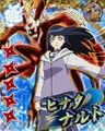 Miracle Battle Card Hinata Kyuubito