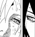 Naruto - 685 SasuSaku Eyes II