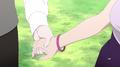 SaiIno holding hands 2