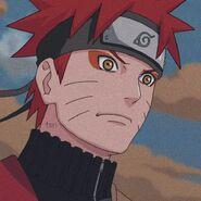 Naruto Uzumaki no Modo Sábio Perfeito por Tori