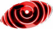 Kuro's Red Rinnegan Active