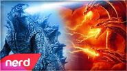 Godzilla King of the Monsters Song Long Live The King NerdOut Unofficial Soundtrack