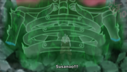 Tora's Susanoo ribcage
