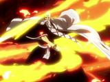 Fire Blade Crescent