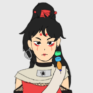 Tsuchigumo hyoko sketch
