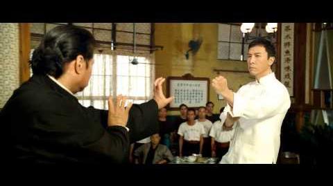 Donnie Yen vs Sammo Hung HQ