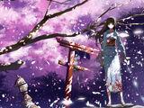 Ice Release: Freezing Cherry Blossom Blade