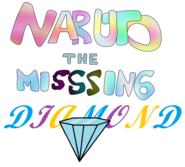 Naruto The Missing Diamond Logo
