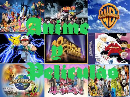 Anime y Peliculas