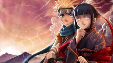 Naruto Theme Song - Hinata vs Neji
