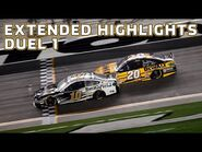 Bluegreen Vacations Duel 1 at Daytona - Extended Highlights