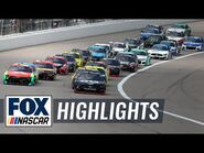 Buschy McBusch Race 400 at Kansas - NASCAR ON FOX HIGHLIGHTS