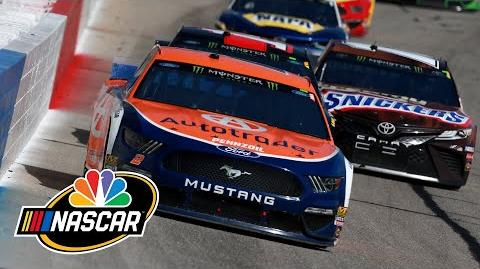 NASCAR Cup Series Folds of Honor QuikTrip 500 EXTENDED HIGHLIGHTS 2 24 19 Motorsports on NBC