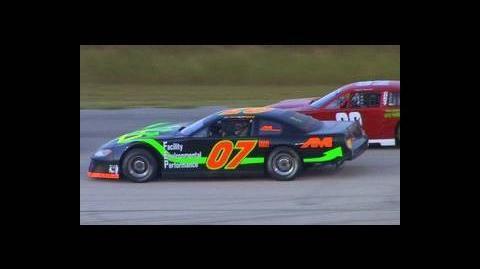 Late Model Stock-Car Race at Thunderhill 8 14 10