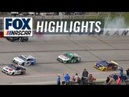 2021 Folds of Honor QuikTrip 500 at Atlanta - NASCAR ON FOX HIGHLIGHTS