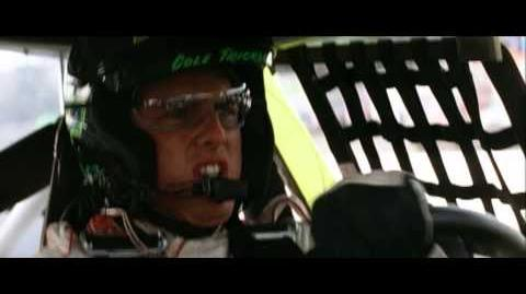 First Race- Days of thunder