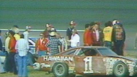 Fights. The Infamous Fistfight, 1979 Daytona 500. Offici...