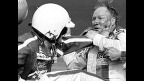 """The Fight that put Nascar on the Map"" - 1979 Daytona 500 last lap mayhem and fist fight"