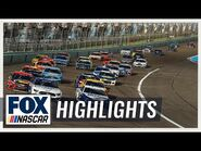 Dixie Vodka 400 at Homestead-Miami Speedway - NASCAR ON FOX HIGHLIGHTS