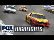 Toyota Owners 400 at Richmond - NASCAR ON FOX HIGHLIGHTS