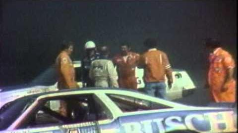 Daytona 1979 Donnie Allison and Cale Yarborough fight!