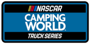 Camping World Truck Series 2021 logo