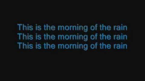 The Morning Of The Rain - Jonathan Jackson