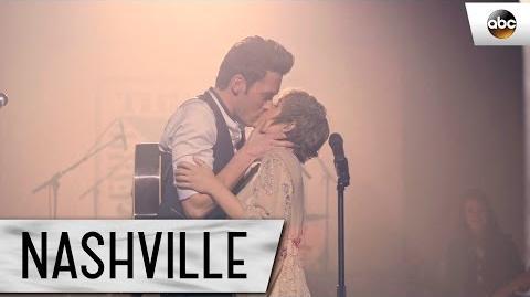 """Scarlett (Clare Bowen) and Gunnar (Sam Palladio) Sing """"Love You Home"""" - Nashville Finale"""