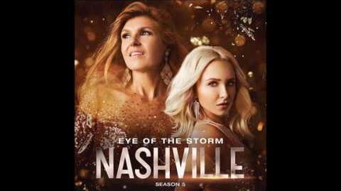 Eye of the Storm (feat. Jonathan Jackson) by Nashville Cast