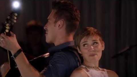 "Clare Bowen (Scarlett) and Sam Palladio (Gunnar) Sing ""Plenty Far to Fall"" - Nashville"