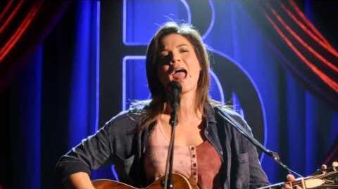 """Jeananne Goossen (Vita) Sings """"Down the Line"""" - Nashville"""