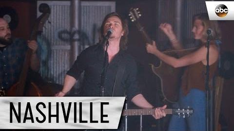 "Jonathan Jackson (Avery) Sings ""Kinda Dig The Feeling"" - Nashville 4x19"