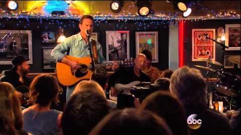 "Chip Esten, ""I Know How to Love You Now"" Live (""Nashville"" West Coast)"