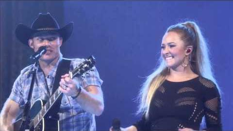 """Nashville - """"Cant Say No To You"""" by Chris Carmack (Will) & Hayden Panettiere (Juliette)"""