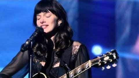 """Aubrey Peeples (Layla) Sings """"Too Far From You"""" - Nashville"""
