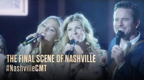 NASHVILLE on CMT Nashville's Final Scene feat