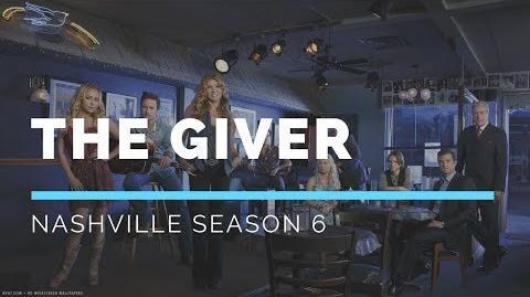 The Giver (Nashville Season 6 Soundtrack)