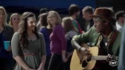 Clayton Carter Singing Nashville Season 5