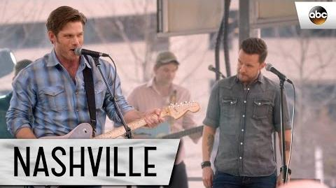 """Chris Carmack (Will) and Will Chase (Luke) Sing """"Brothers"""" - Nashville Finale"""