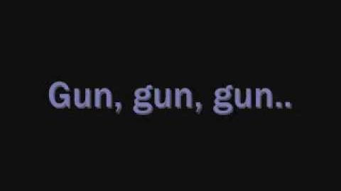 Gun For A Mouth - Sam Palladio