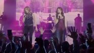 """Connie Britton (Rayna Jaymes) & Alicia Witty (Autumn Chase) Sing """"Take Mine"""" - Nashville"""
