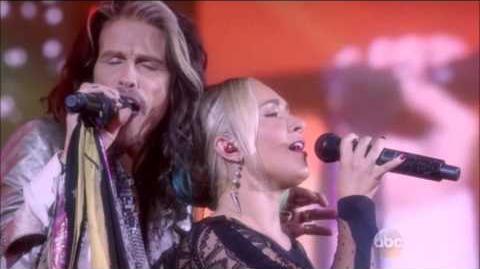 Juliette Barnes & Steven Tyler - Crazy (Nashville)