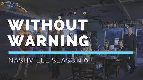Without Warning (Nashville Season 6 Soundtrack)