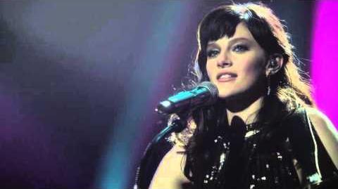 "Aubrey Peeples (Layla) Sings ""Mess Worth Making"" - Nashville"